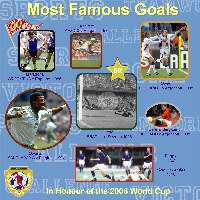 Famous World Cup Goals