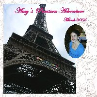 Amy's Parisian Adventure