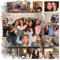 Christmas with Friends and Family