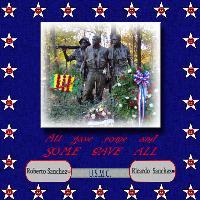 Marine Corps Brothers