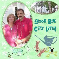 Good Bye City Life