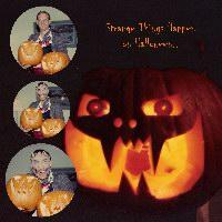 Strange Halloween