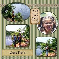 Gone Fish'n