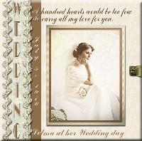 Wedding Day Dreaming
