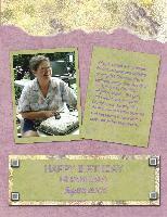 Grandma's Bday - page 1