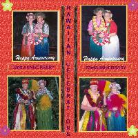 Hawaiian Anniversaries