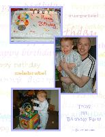 Troys 1st Birthday