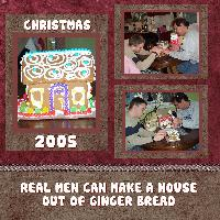 Gingerbread House Builders