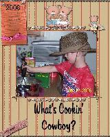 Cookin' Cowboy