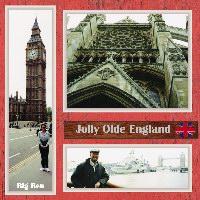 Jolly Olde England