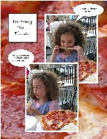 the thing about pizza