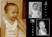 seven months old