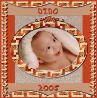 Precious Dido....