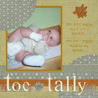 Toe-tally