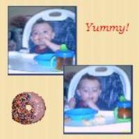zack eating