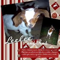 Leelee and Red