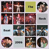 The Rock Boat 2006