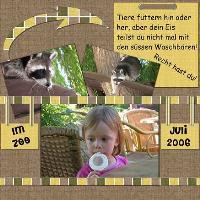 Zoo impressions