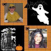 Happy Halloween Samuel & Emilie !