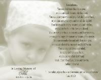 In Memory of Abi