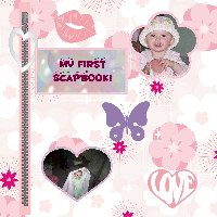 My First Scrapbook