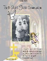 TREIB GIRLS 1st COMMUNION