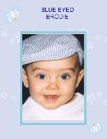 BLUE EYED BRODIE