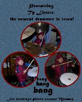 My Drummer Boy