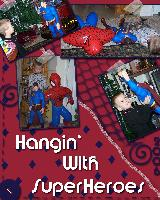 Hangin' With SuperHeroes