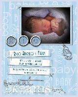 The Birth of my Angel - O