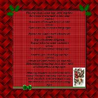 Christmas Long Ago