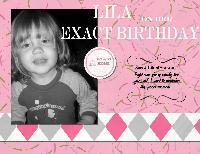 exact birthdays