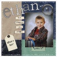 Ethan at 4