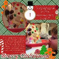 Gingerbread Fantasy