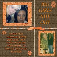 Big Girls Nite Out