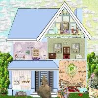 Doll house page