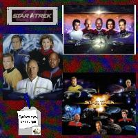 An Ode To Star Trek And Her Five Captains