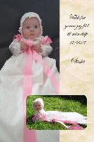 Susies christening thank you note