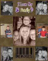 Kristy & her 50 11 kids