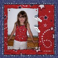 Claire 4th of July