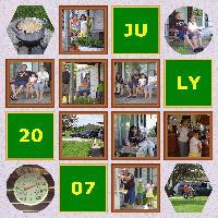 Hartshorne July 2007 Picnic