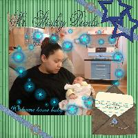 Welcome baby Ethan