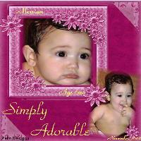 Simply Adorable!