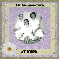 My Grandmother the Nurse