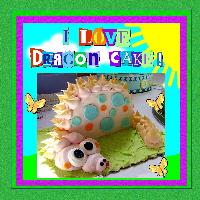 I love Dragon cake!