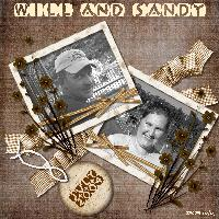 Sandy and Will