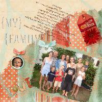 My Family, My Life, My Heart