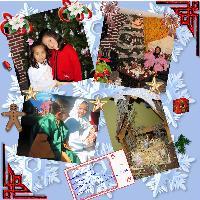 Navidad collage