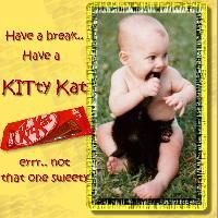 Have a break... Have a Kit Kat