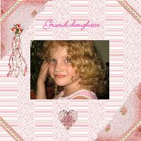 Granddaughter Meg
